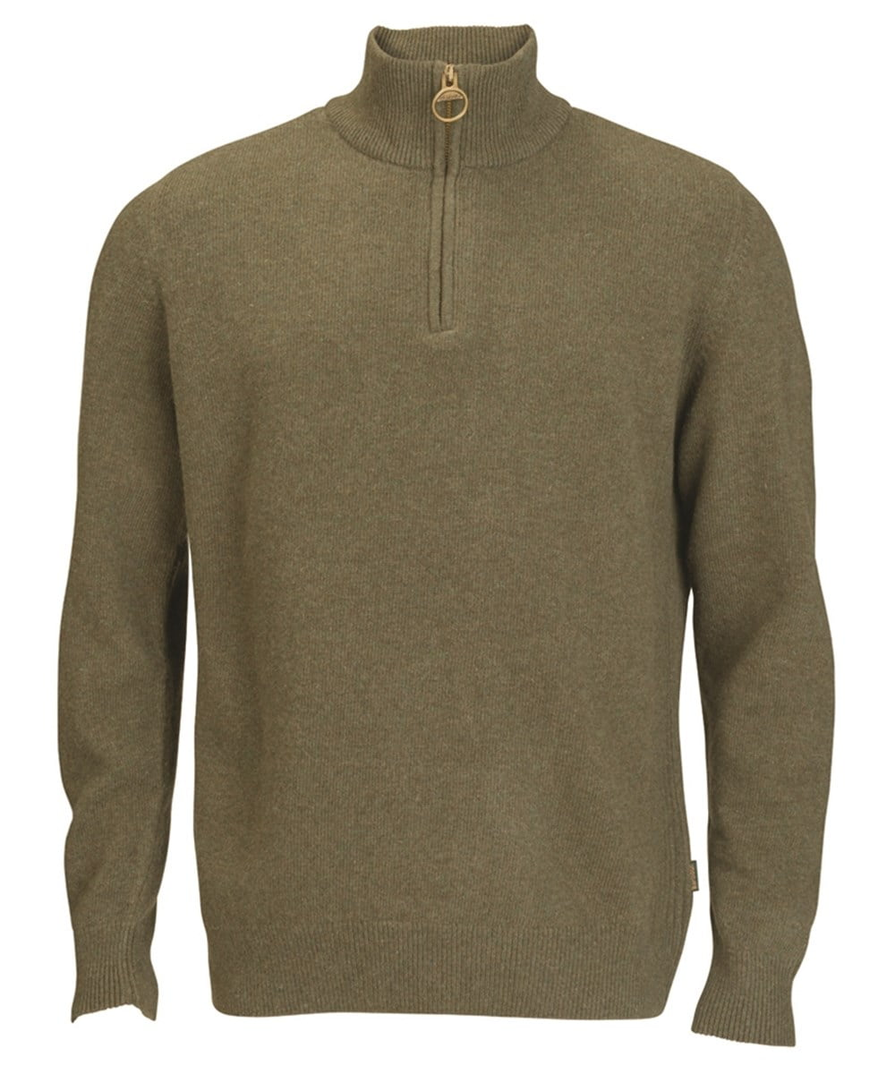 Barbour Holden Half Zip Sweater
