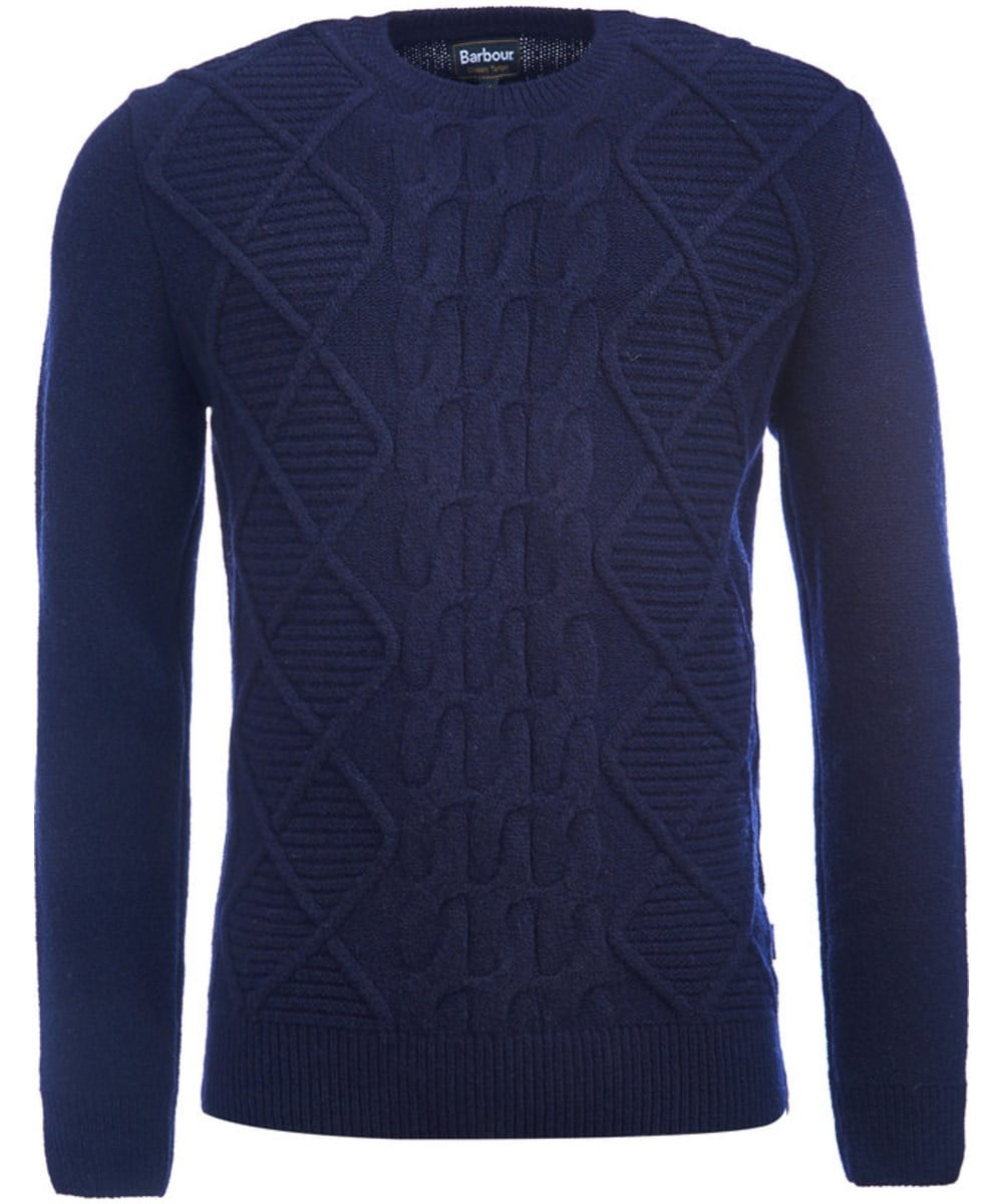 Barbour Dean Crew Neck Jumper