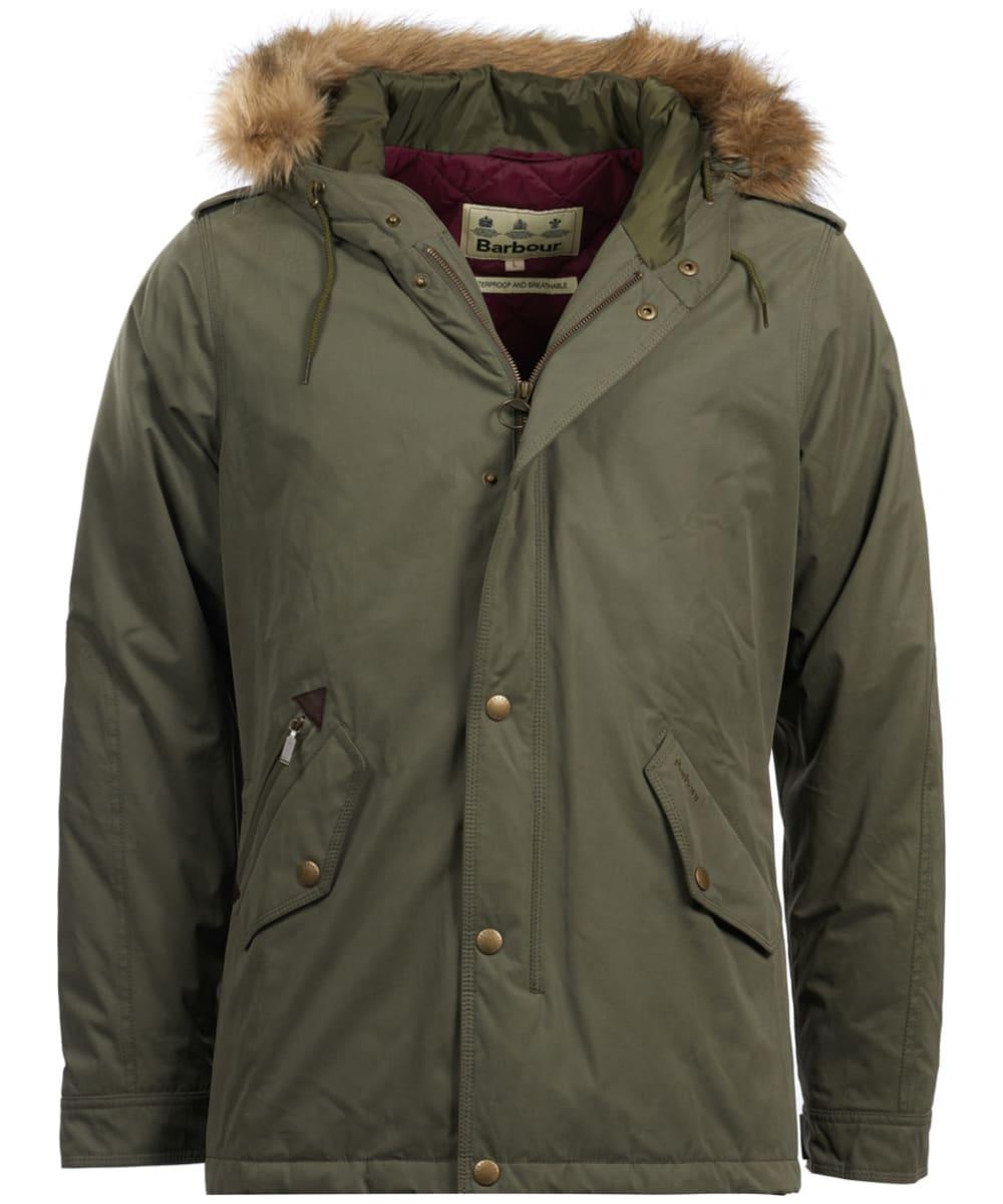 Barbour Yearling Waterproof Jacket - Fern