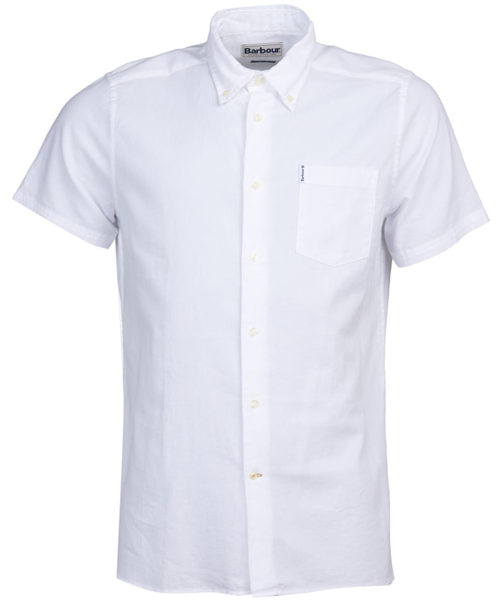 Barbour Oxford 9 Shirt - TF White