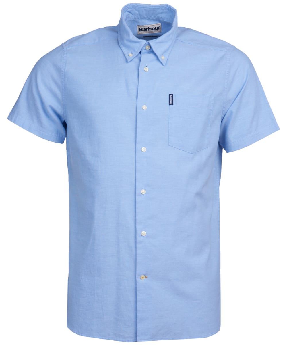 Barbour Oxford 9 Shirt - TF Blue
