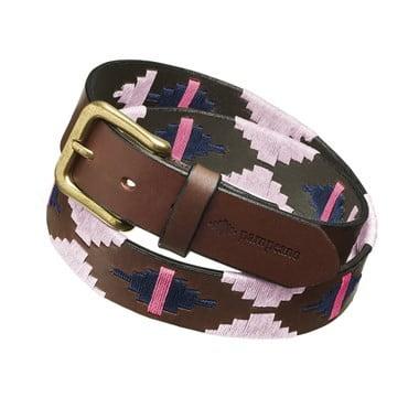 Polo Belt Rosa
