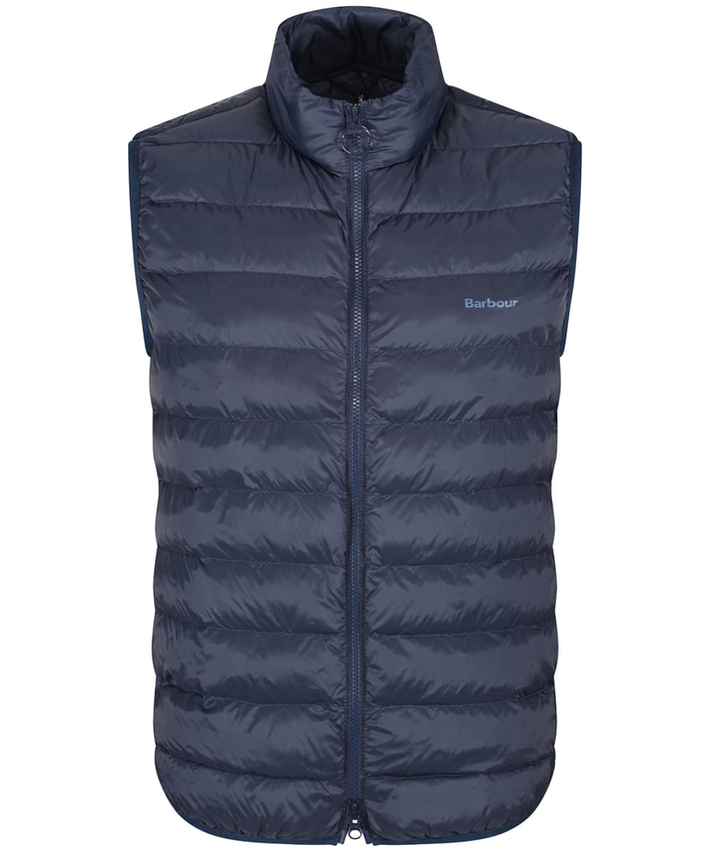 Barbour Mens Bretby Gilet - Navy