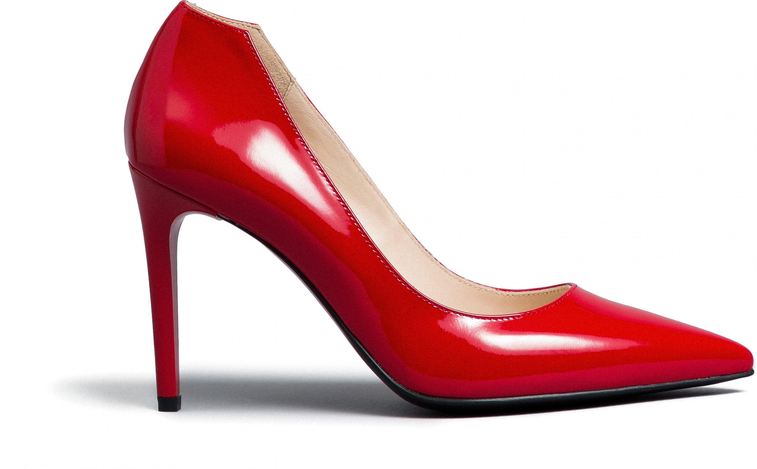 NeroGiardini Red Stiletto