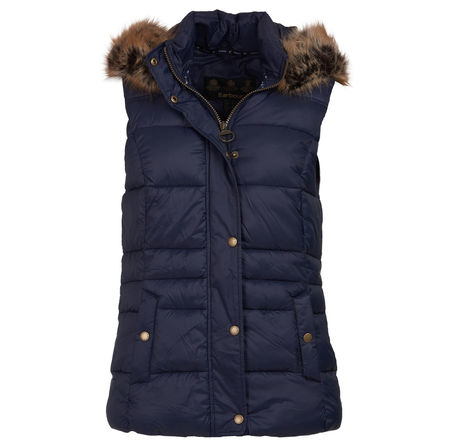 Barbour Ullswater Quilted Gilet Navy