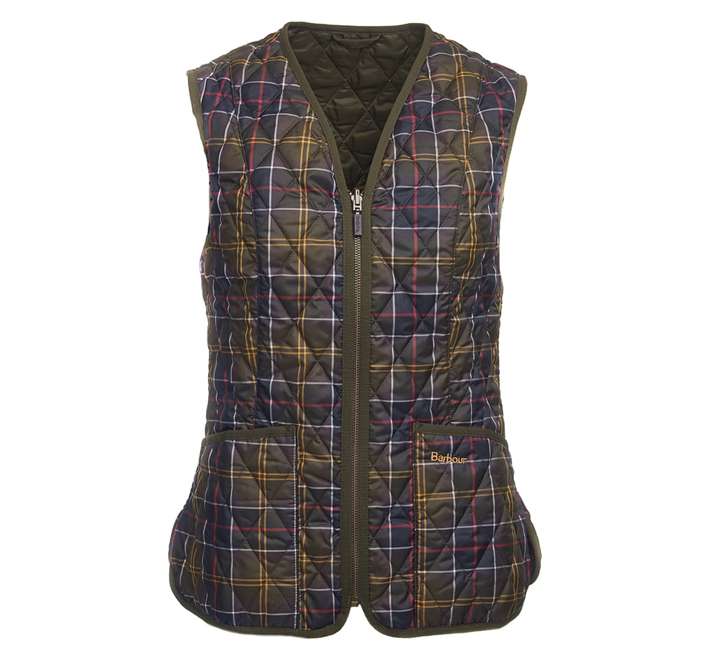 Barbour Tartan Betty Liner