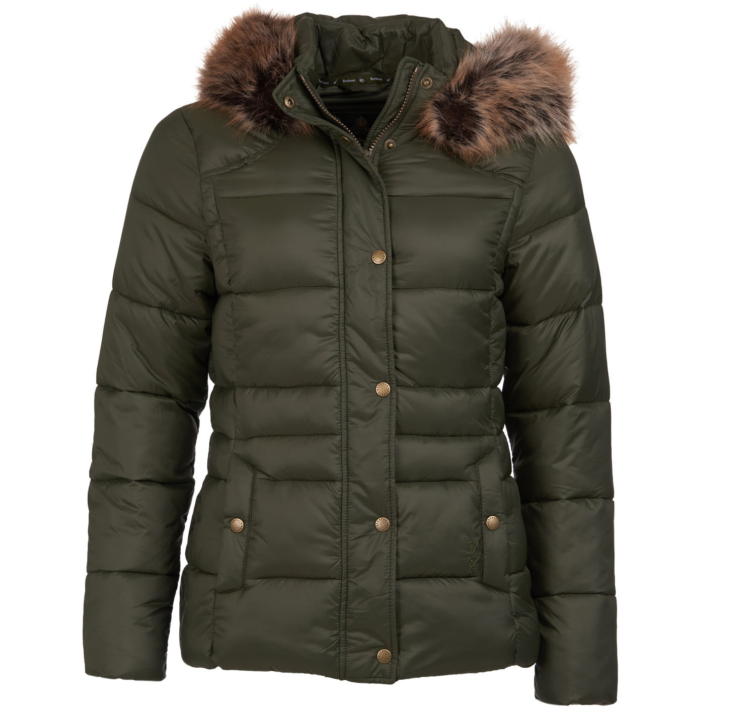 Barbour Ullswater Quilted Jacket Olive