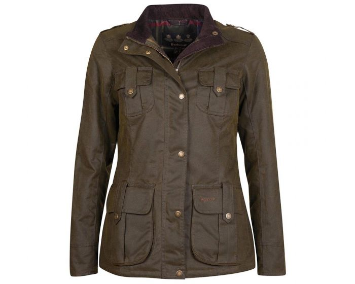 Barbour Winter Defence Waxed Jacket