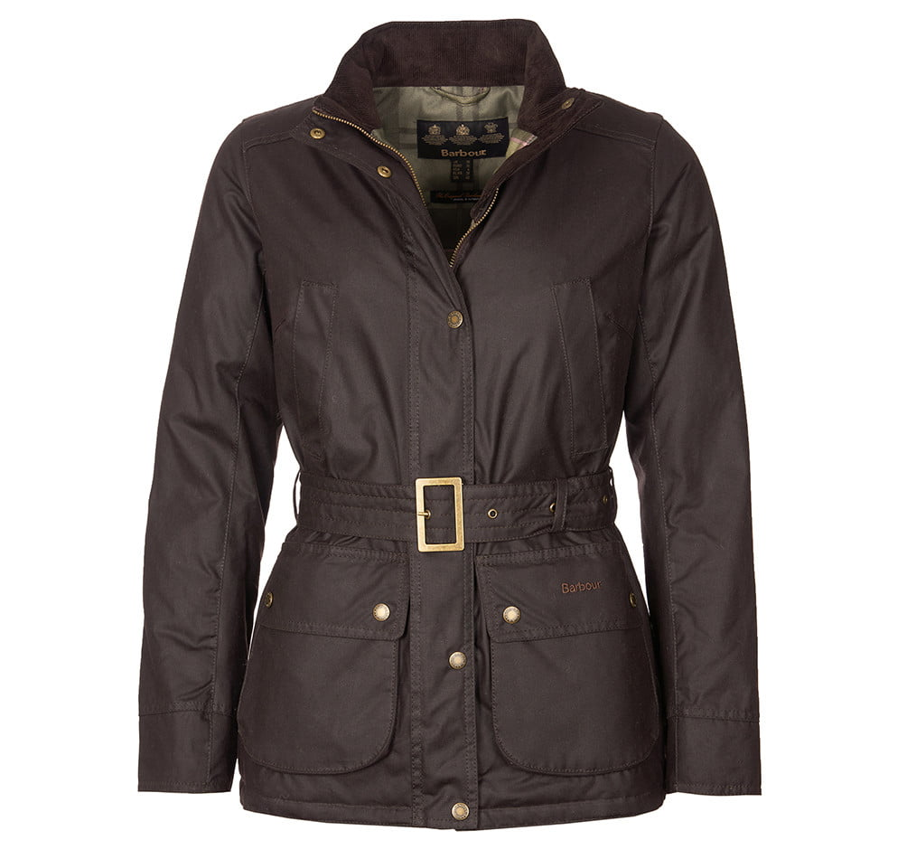 Barbour Montgomery Waxed Jacket