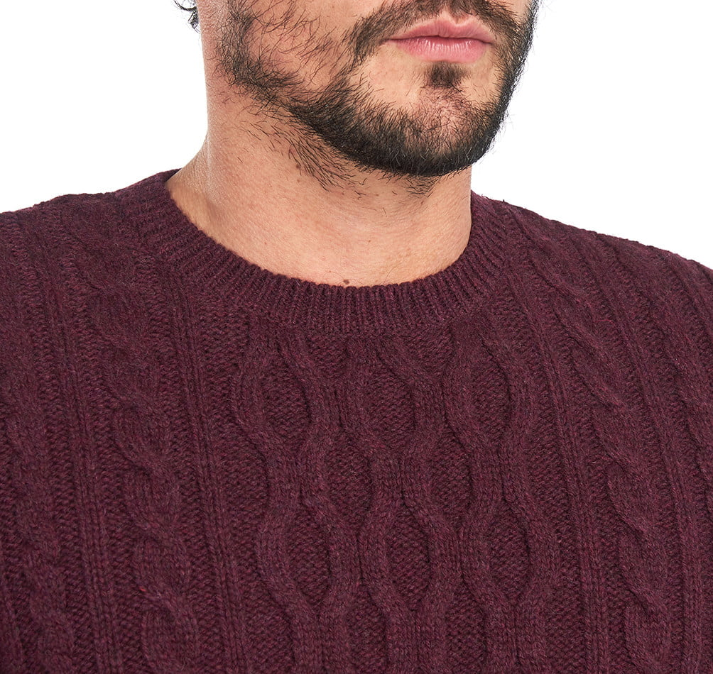 Barbour Chunky Cable Sweater