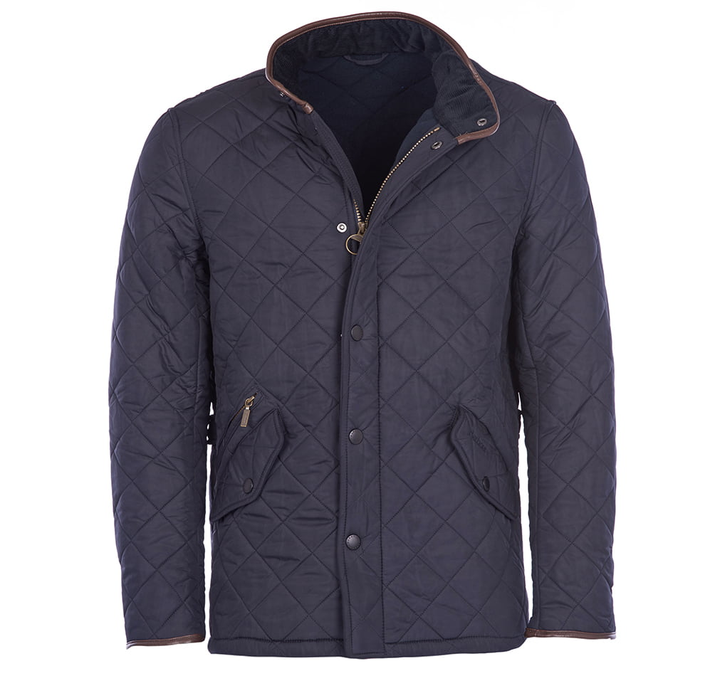 Barbour Powell Quilt - Navy