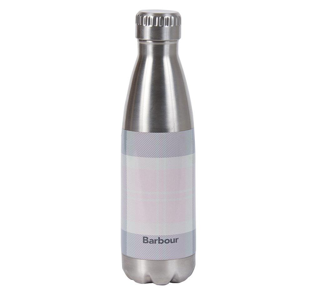 Barbour Tartan Water Bottle