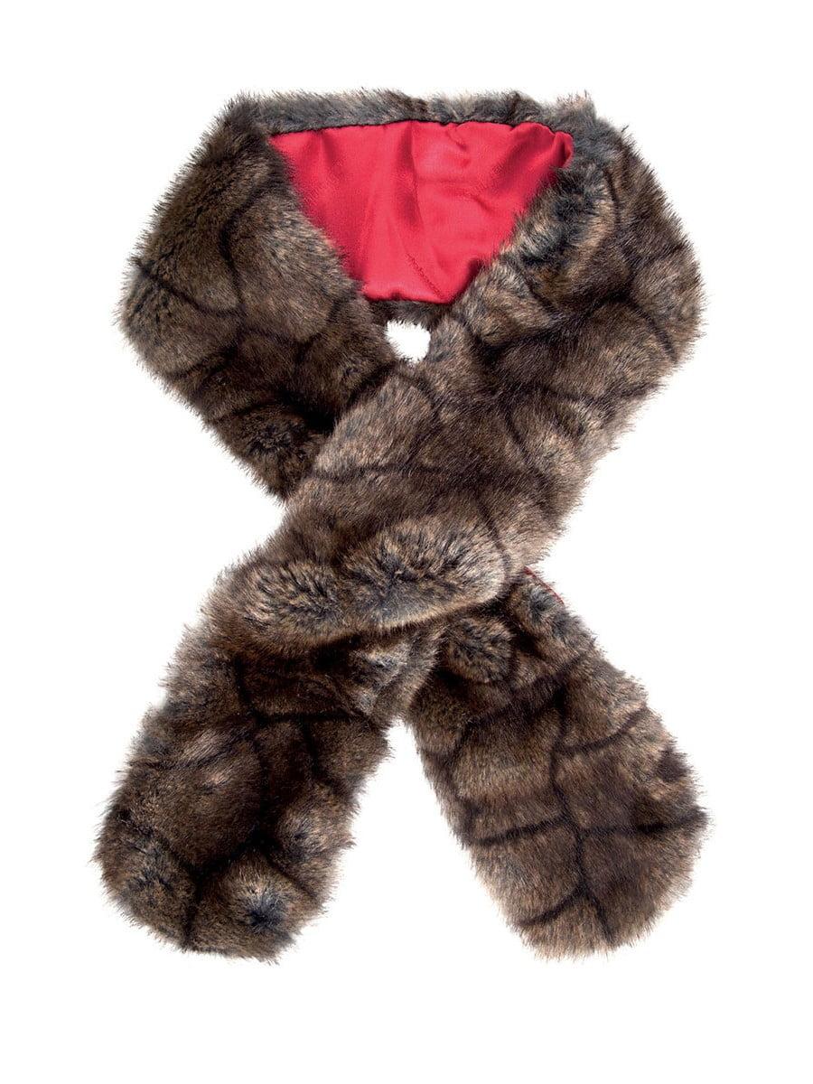 Dubarry Faux Fur Scarf