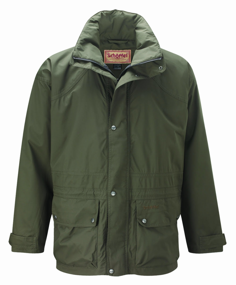 Schoffel Unisex Ketton Packaway Jacket