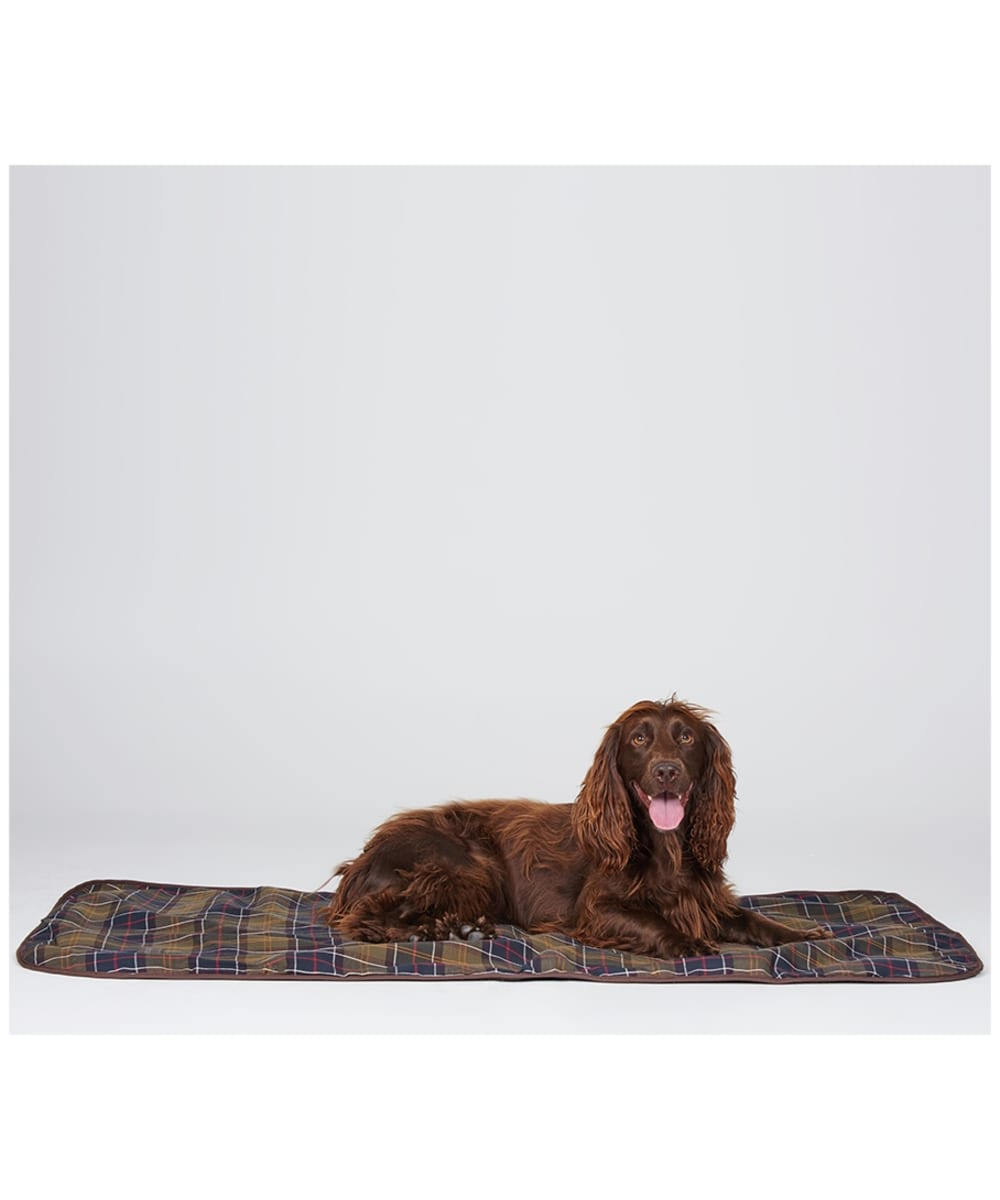 Barbour Dog Blanket