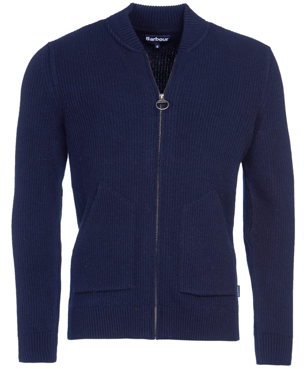 Barbour Gillespie Zip Thru Sweater