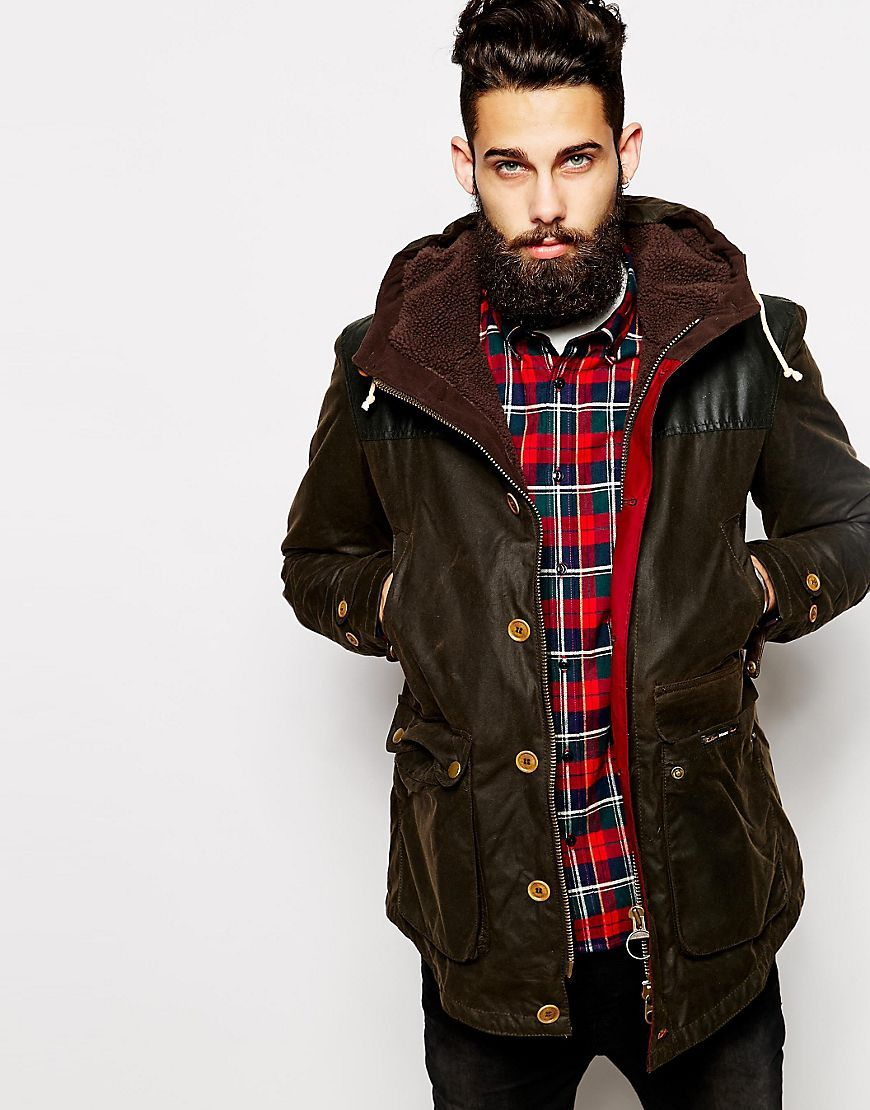 Barbour Game Parka
