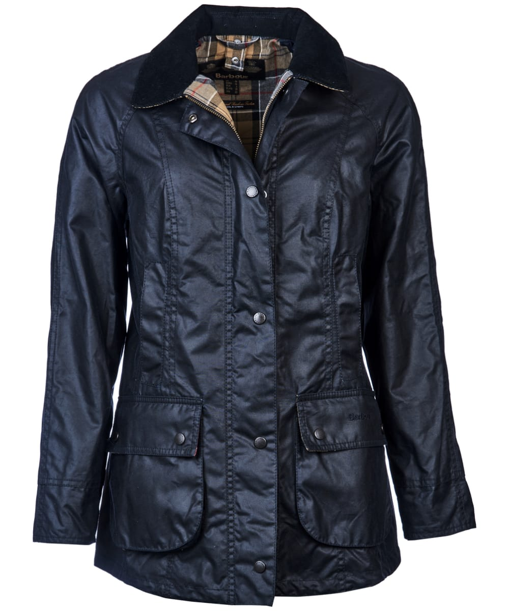BARBOUR Beadnell Navy 56