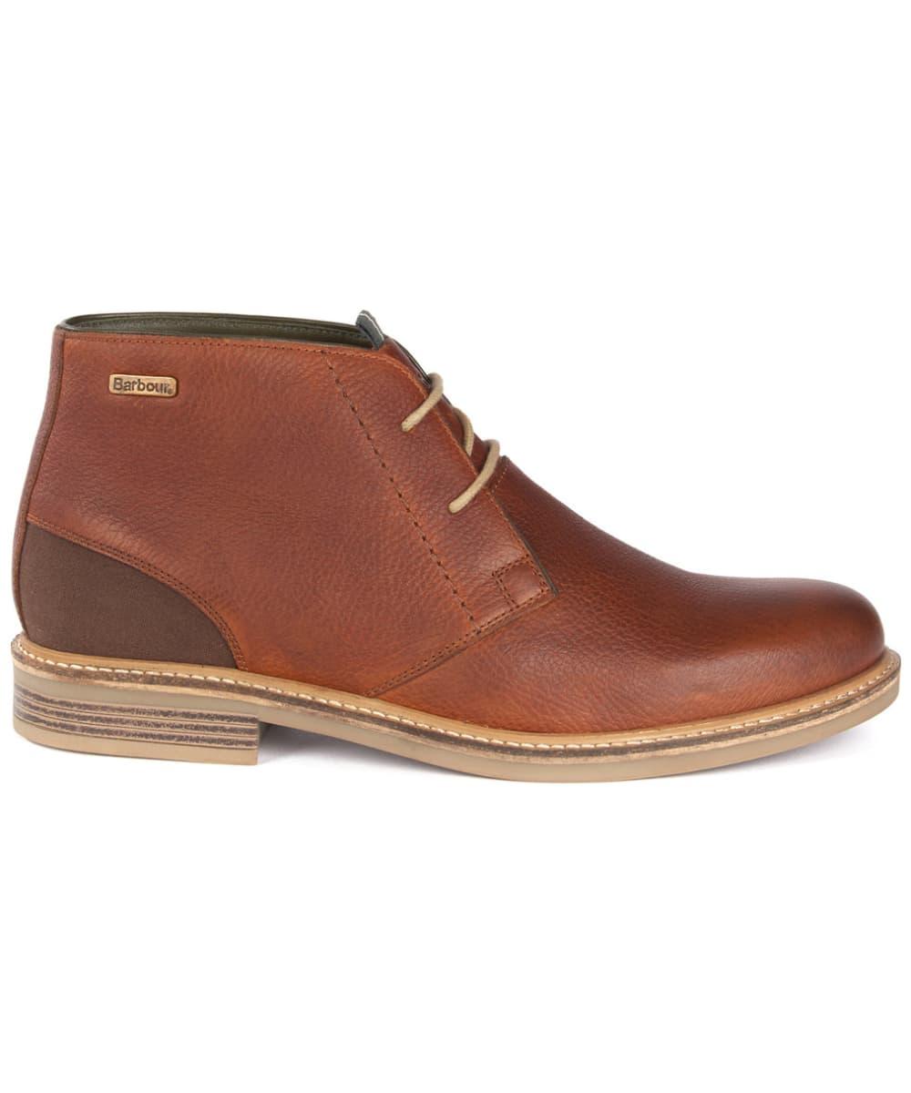 Barbour Redhead Chukka Boot Cognac