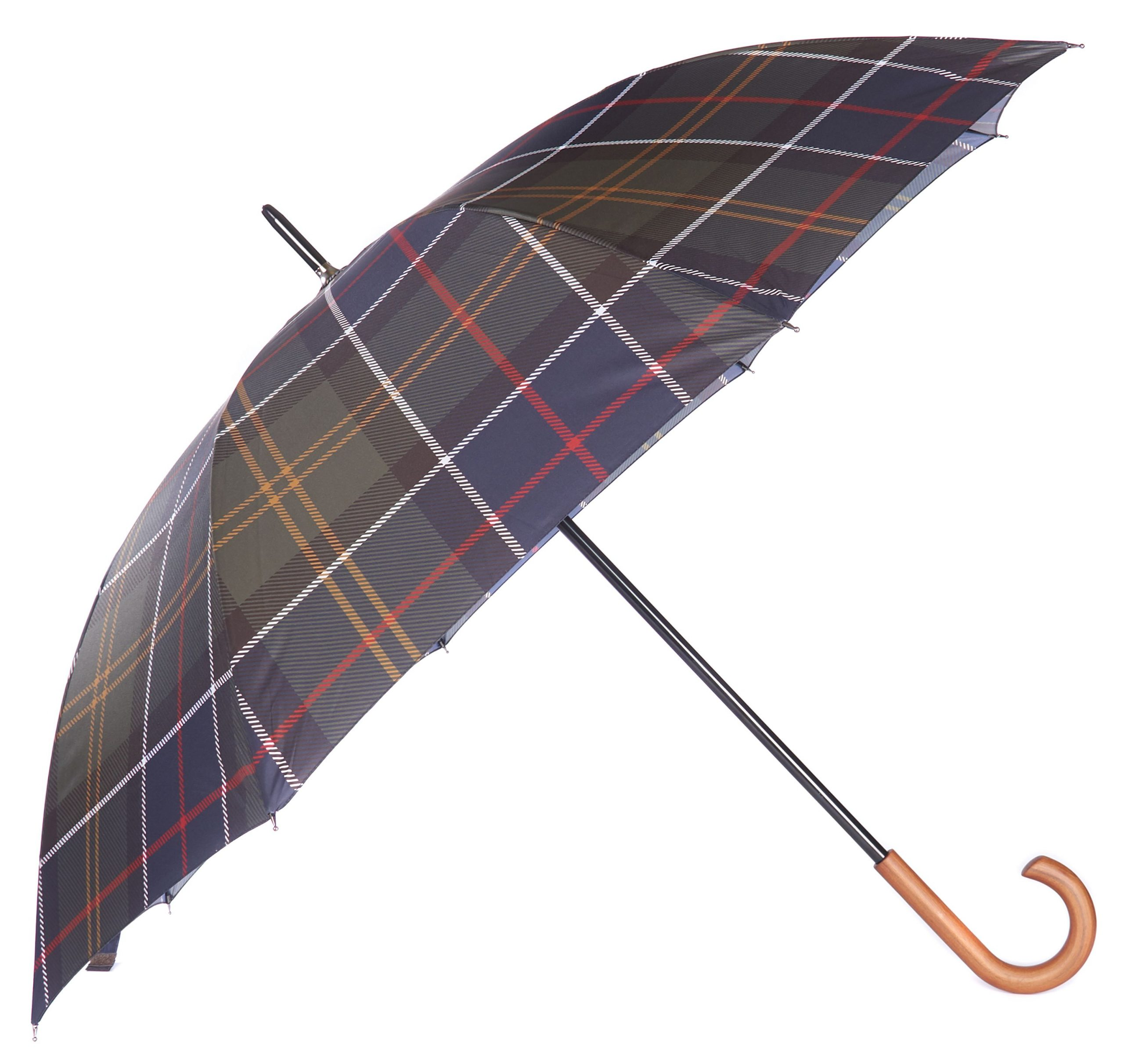 Barbour Tartan Umbrella