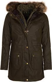 Barbour Dartford Waxed Jacket