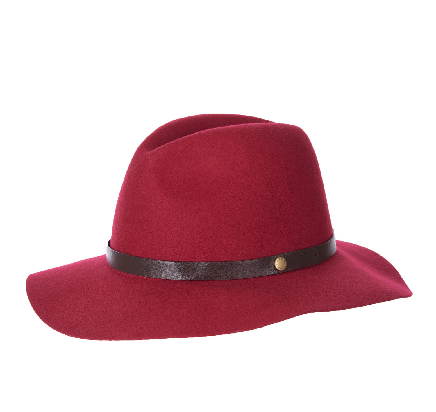 BARBOUR ANNADALE FEDORA HAT REDRE31_01front