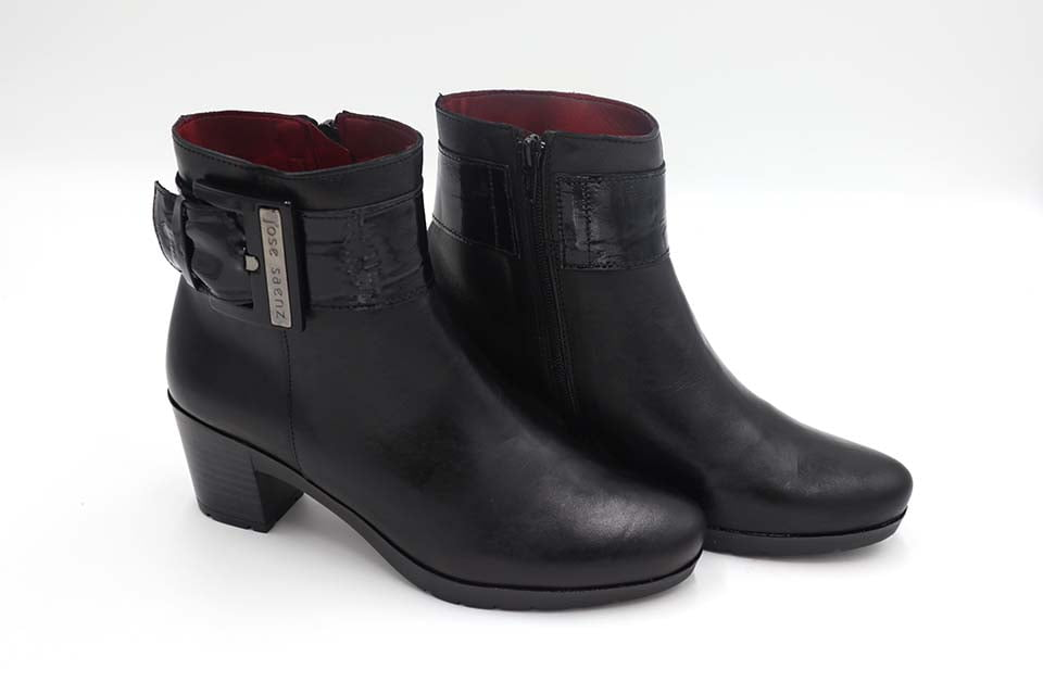 Jose Saenz Ankle Boot