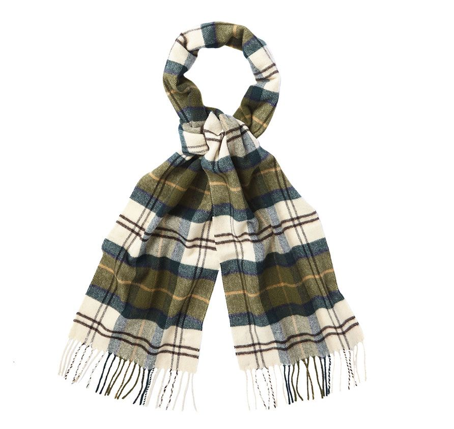 Barbour Ancient Tartan Scarf0002TN51_aw18_front_1
