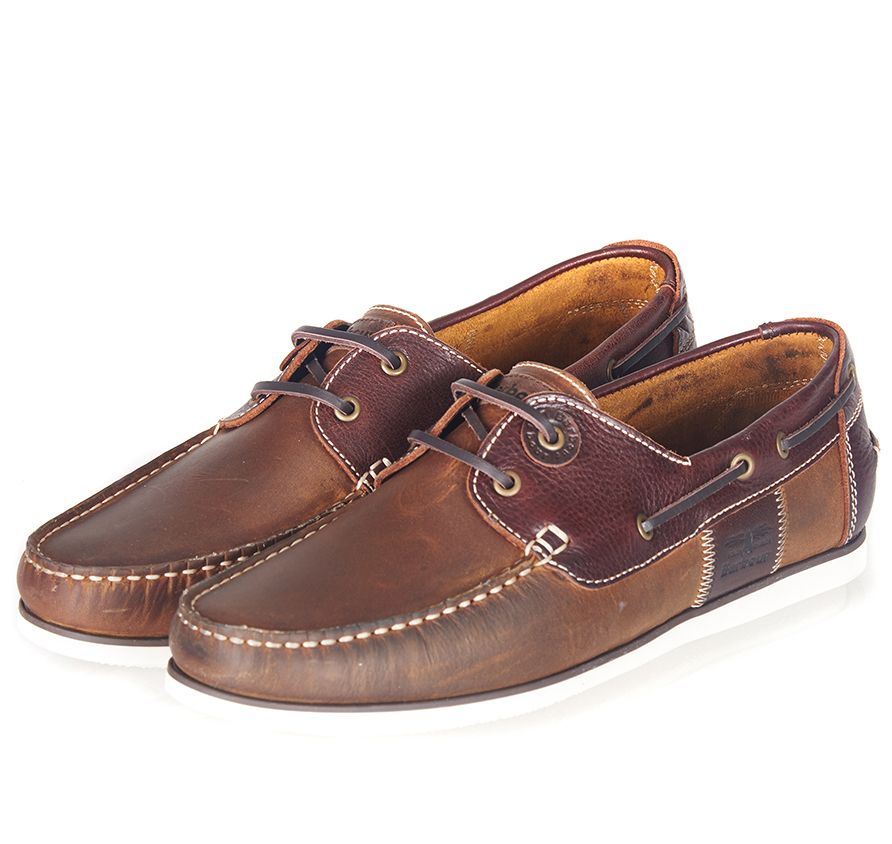 Barbour Capstan Boat Shoe MFO0304BE32_ss17_front_1