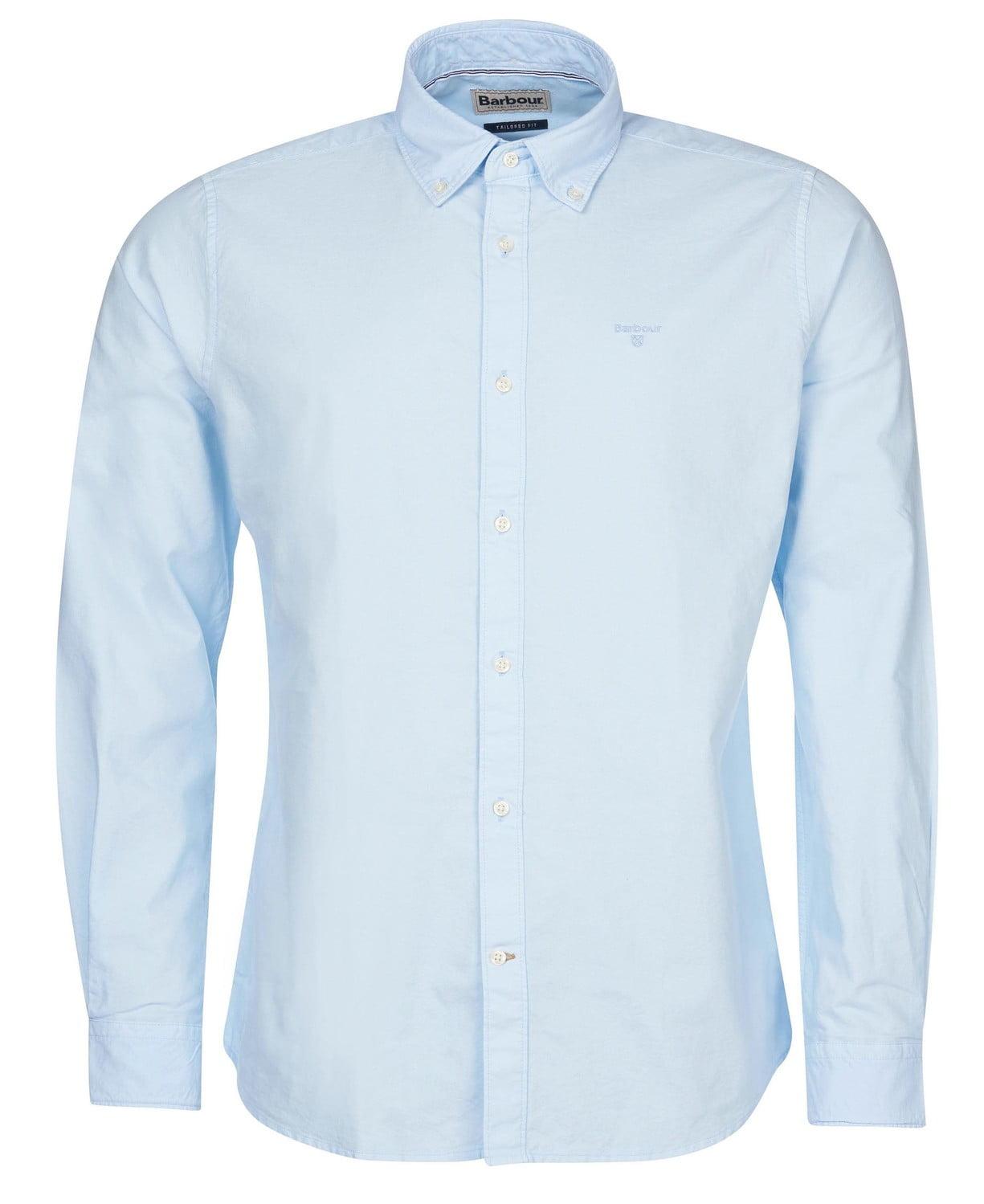 Barbour Oxford shirt4931BL36_02flat