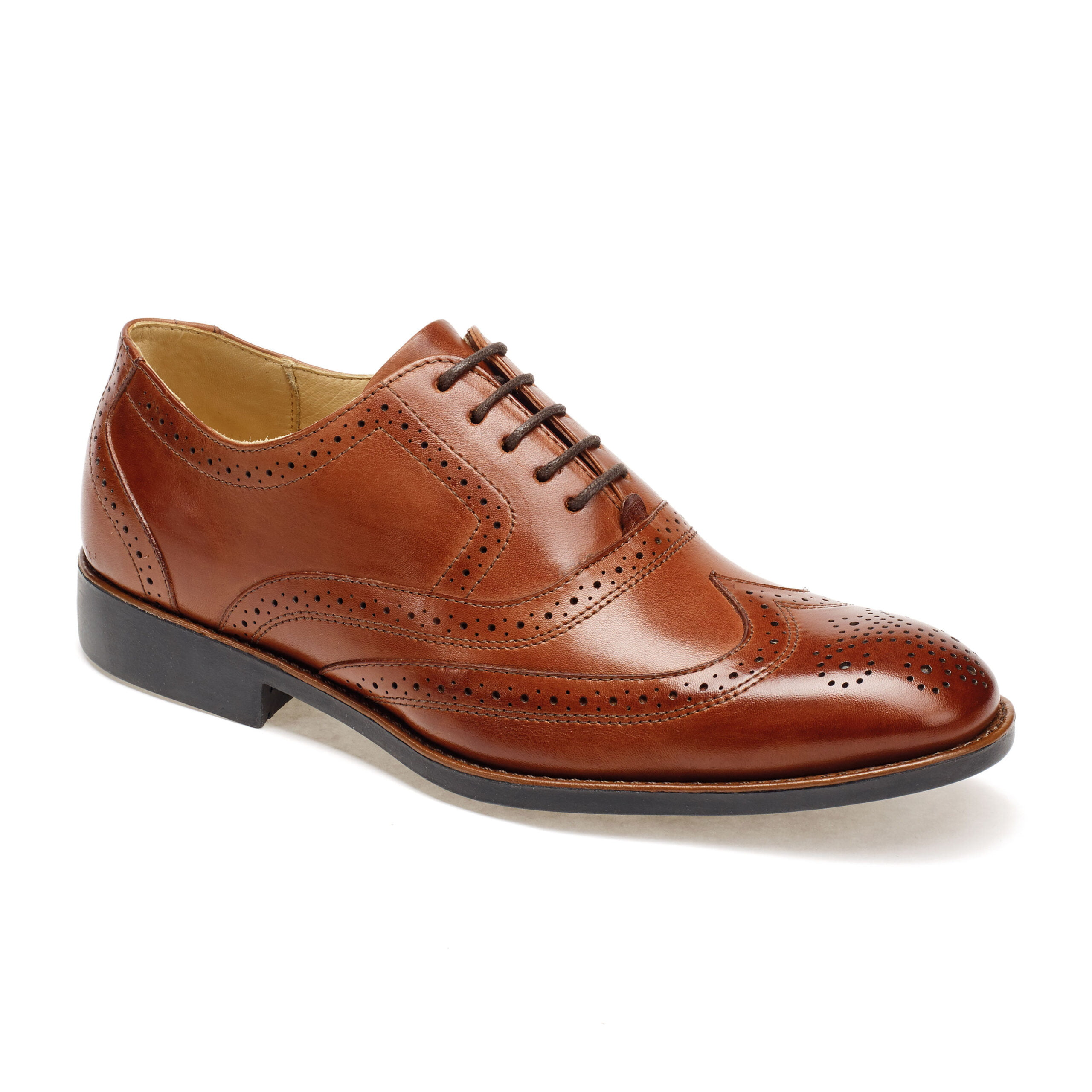 Anatomic Gel Mens Charles Brogue Laced Shoes_5497
